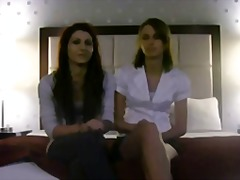 Two Horny Teen on Backroom... - 25:23