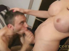 Alpha Porno Movie:Mariana Cordobas cock sucking ...