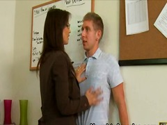 Horny teacher acquires... video