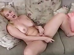 See: Blonde Played And Cum ...