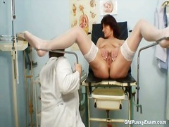 Yobt Movie:Hairy slit grandma visits perv...