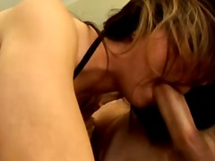 Hot blonde dped hard b... video