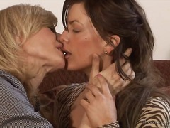 Two nice mature women Mia Presley