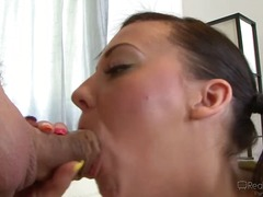 ivy winters,  brunette, deep, job,