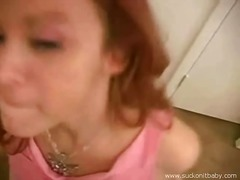 Yobt Movie:Engulfing red head