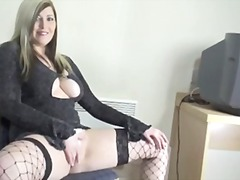 Big Tits Blonde JOI video