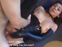 anal is the only way to get her off