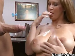 Large titted Honey Sar... video