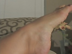foot, fetish, softcore, milf,