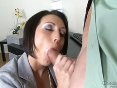 dylan ryder,  blowjob, deepthroat