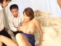 milf, asian, sucking, doggystyle