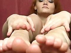 footjob, fetish, feet, foot,