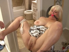 Xhamster - Poor Anal Granny Gets Used Again