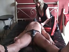 stocking, milf, mature,