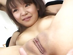 Xhamster Movie:Saki Ogasawaras tight ass fill...