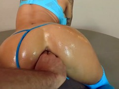 Watch Juelz Ventura getting her perfect