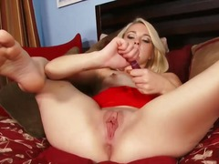 blonde, hidden, masturbation
