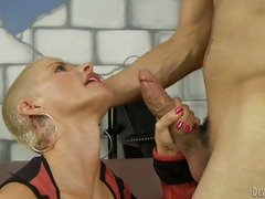 joslyn james,  blonde, deepthroat,