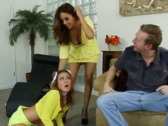 francesca le,  blowjob, dirty, first