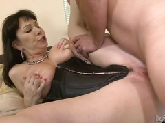 bitch, creampie, homemade, milf
