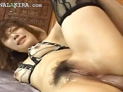 threesome, hardcore, anal, asian,