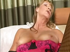 Granny Ginger still loves to fuck