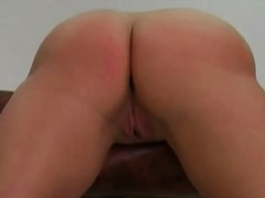 Yobt Movie:Spanking is what this porn cli...
