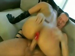 Tube8 Movie:horny and wild asian gets anal