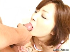 See: Junna Aikawa, sucking ...