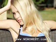 Incredible blonde in s... preview