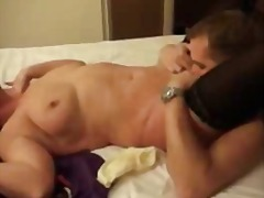 Wife Meets Her New Lover in Hotel Room
