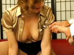 Three deviant dykes play with strapon