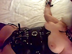 New year eve bondage