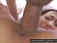 Thumb: young Japanese daughte...