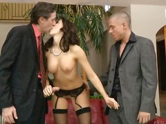 chanel preston,  bang, cock, dp