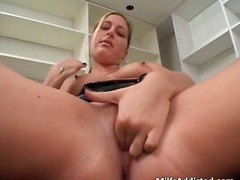 After dildo fucking ho... video