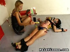 Yobt Movie:Pain Vixens presents collectio...
