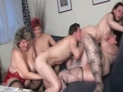Lucky young cock has g... video
