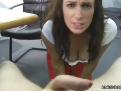 Nasty office girl domi... - ProPorn