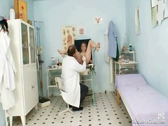 Yobt TV Movie:Teen Ema gyno speculum Kinky d...