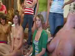 Hot stripped college s... video