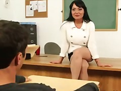big tit teacher Mahina... video
