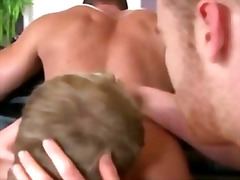 muscle, gay, threesome, pornstar, gaysex