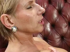 Nasty mature lesbian goes crazy getting part3
