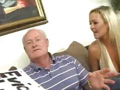 milf, blonde, amazing, big, tit