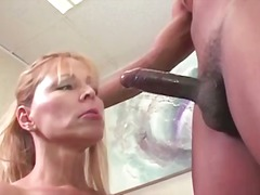 Over 50 Blonde Fucking