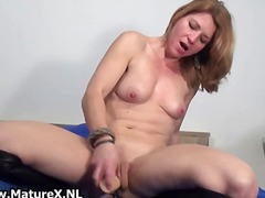 mature, wife, masturbation, older