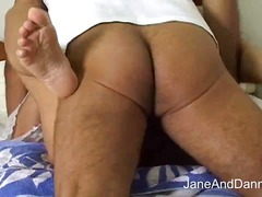 couple, milf, point, cumshot, squirt