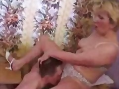 Horny Mom Seduces Her Son's friend