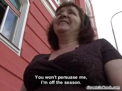 DrTuber Movie:Two mature moms are being tric...